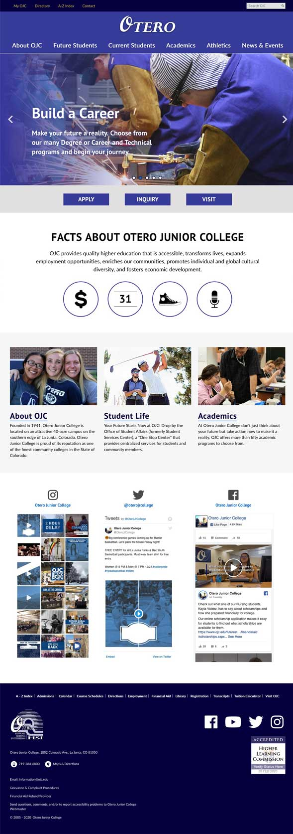 OJC Home Page
